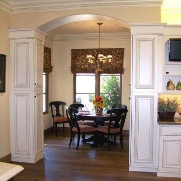 View of Kitchen Nook