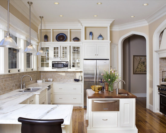 kitchen work area | houzz