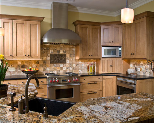 Microwave Cabinet Home Design Ideas, Pictures, Remodel And