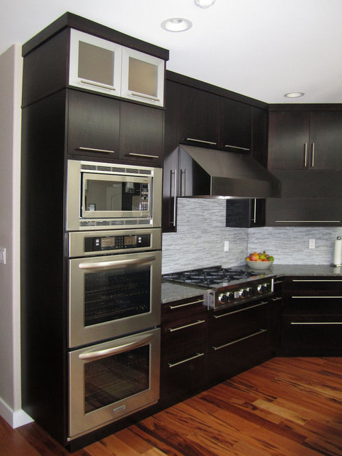 Double oven microwave cabinet ideas pictures remodel and for Wall oven microwave combo cabinet