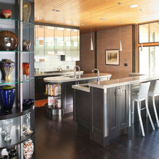 Contemporary Kitchen by Christopher A Rose AIA, ASID