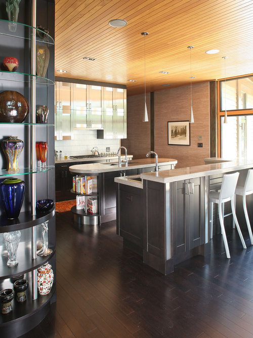 Stained Bamboo Floor Houzz