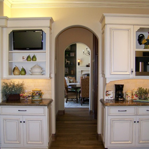 Traditional Open Concept Kitchen: 10 Best Traditional Kitchen Ideas & Remodeling Pictures