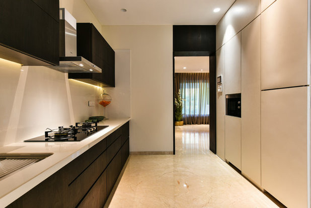 Modern Kitchen by Prashant Bhat Photography