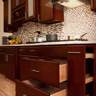 75 Most Popular Small Red Kitchen Design Ideas For 2019 Stylish