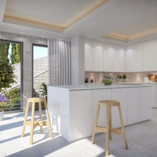 Contemporary Kitchen by Pin & Pin Dalmatia