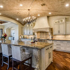 Stone Residence 1 - Traditional - Kitchen - Nashville - by Norris Architecture