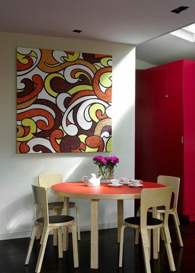 Фьюжн Кухня by Scott Weston Architecture Design PL