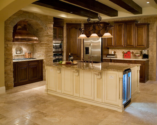 houzz kitchen lighting tuscan style kitchen ideas pictures remodel and decor 1732