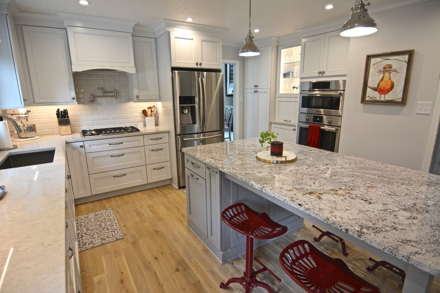 Village Farms of Westfield Kitchen Remodel