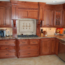 Traditional Kitchen by Barber Builders