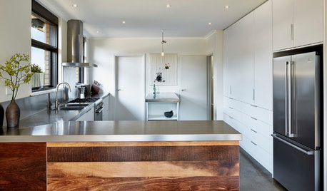 How to Clean Stainless Steel Kitchen Surfaces