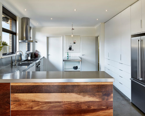 Stainless Steel Benchtop Houzz