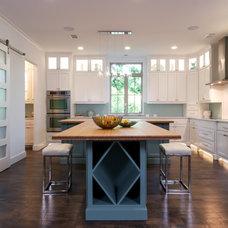 Contemporary Kitchen by Barbara Gilbert Interiors