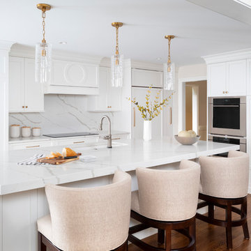 Villanova Kitchen and Great Room