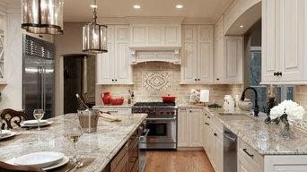 Vincent Traditional Kitchen