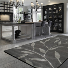 Contemporary Kitchen by Alexanian Carpet & Flooring