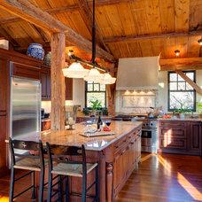 Farmhouse Kitchen by Bob Gothard Architectural Photographer