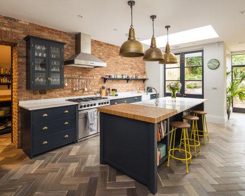 Houzz Farmhouse Kitchen Design Ideas Amp Remodel Pictures