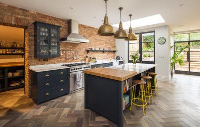 7 Ways to Mix and Match Kitchen Worktop Materials