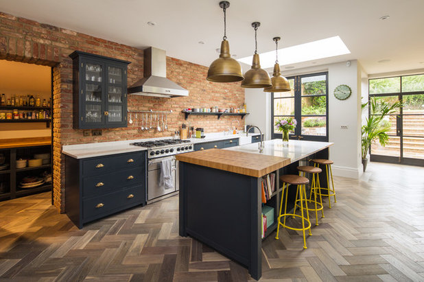 Transitional Kitchen by Nicola Hicks Designs