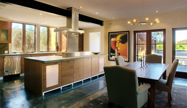 Contemporary Kitchen by chadbourne + doss architects