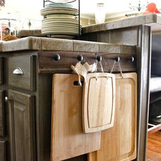 Eclectic Kitchen by Anita Diaz for Far Above Rubies