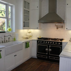 Kitchen by Deer Creek Studio