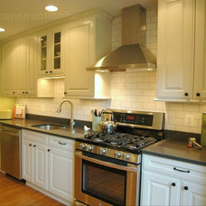 Eclectic Kitchen by RJK Construction Inc