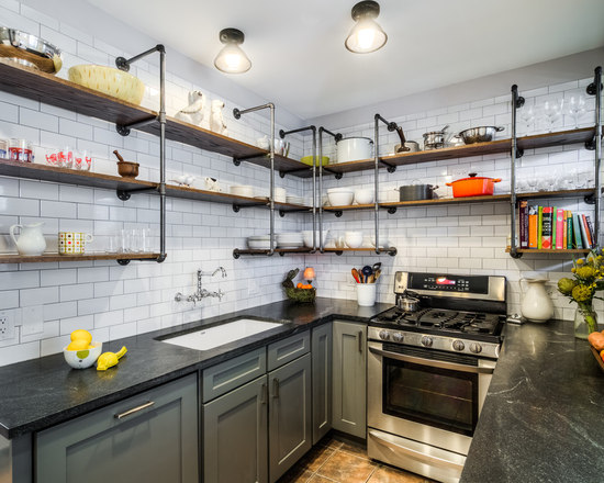 our 50 best industrial kitchen ideas & remodeling photos | houzz