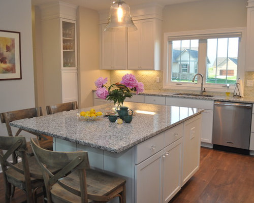 Luna Pearl Granite Ideas Pictures Remodel And Decor