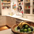 Vintage Inspired Kitchen Kitsch For Sure Eclectic