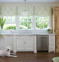traditional kitchen by Katie Emmons Design