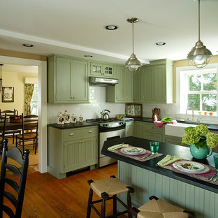 Vintage Kitchen Remodel