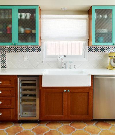 Traditional Kitchen by Erica Islas  / EMI Interior Design, Inc.
