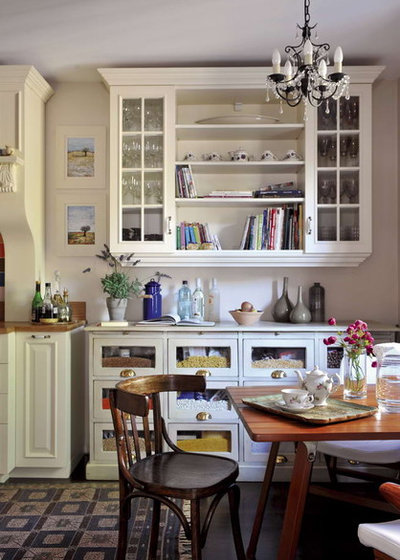 Eclectic Kitchen by gogo gulgun selcuk