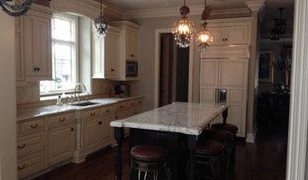 Vintage White Granite Countertops