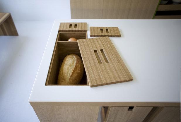 Модернизм Кухня by Lisa Day