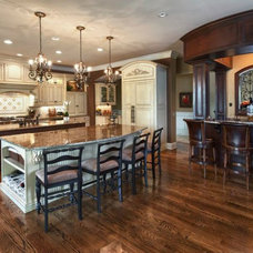 Traditional Kitchen by Sensible Home Design