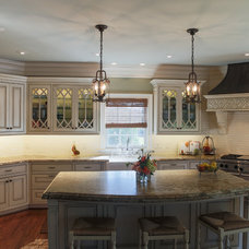 Traditional Kitchen by J.M. Froehler Construction