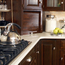 Traditional Kitchen by Interiors Unleashed