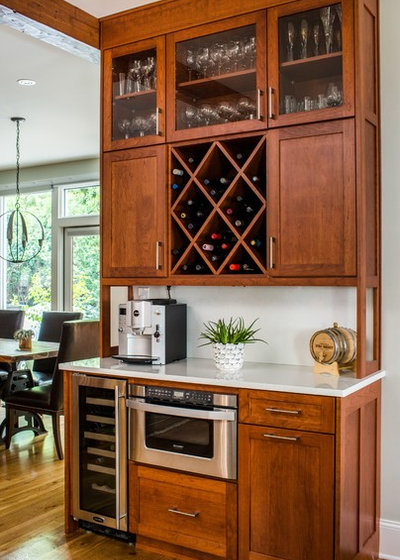 Craftsman Kitchen by Alair Homes Decatur