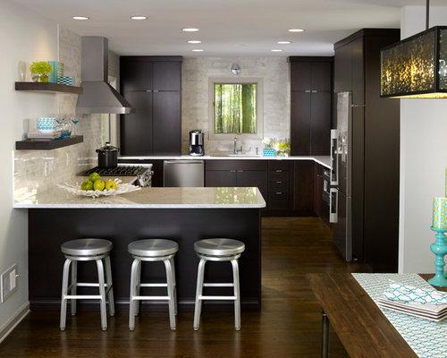 Flip Flop Kitchen Design Ideas & Remodel Pictures | Houzz