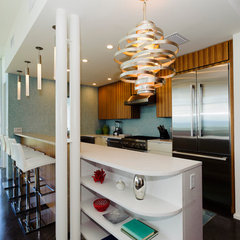 modern kitchen by Arkon Group, Inc.