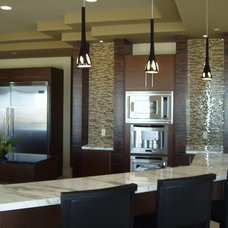 Contemporary Kitchen by dbrd, inc