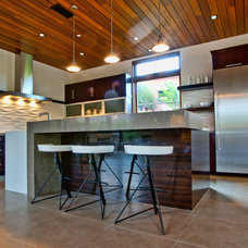 Contemporary Kitchen by Jill Wolff Interior Design