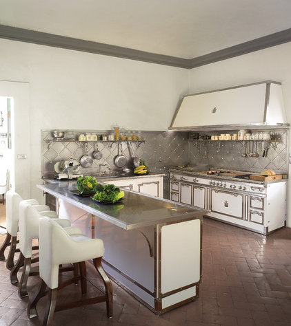 Eclectic Kitchen by Officine Gullo USA