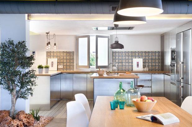 Industrial Cocina by Egue y Seta