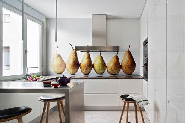 Contemporáneo Cocina by Andina & Tapia