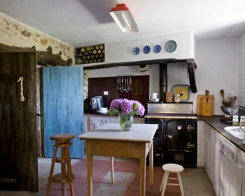 Ideas para cocinas fotos de cocinas r sticas for Cocinas con islas en el medio